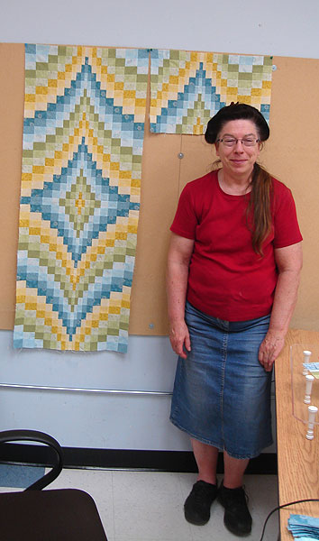 TwistandTurn Bargello Quilts Along Came Quilting's Blog Impressive Twisted Bargello Quilt Pattern Free
