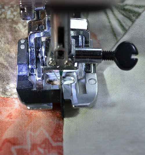 Elna Along Came Quilting's Blog Delectable Elna Walking Foot Sewing Machine