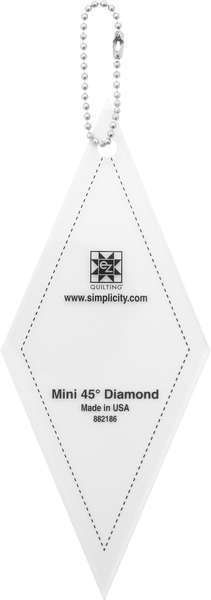 Mini 45 degree Diamond Tool