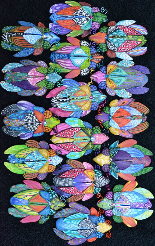 The Bug Pins