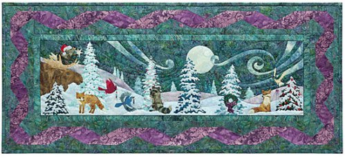 "By the Light of the Moon 47"" X 21"" $60.99"