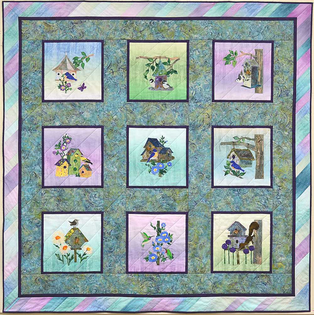 Mckenna Ryan Along Came Quiltings Blog